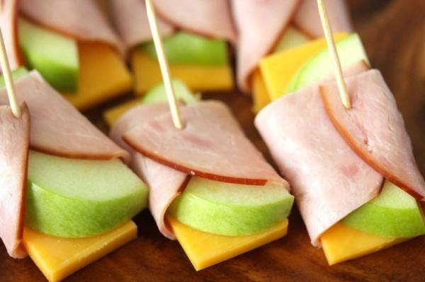 manzana snacks
