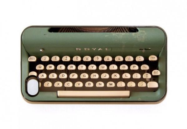 maquina escribir retro
