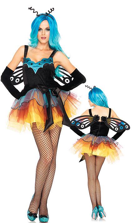 mariposa disfraz