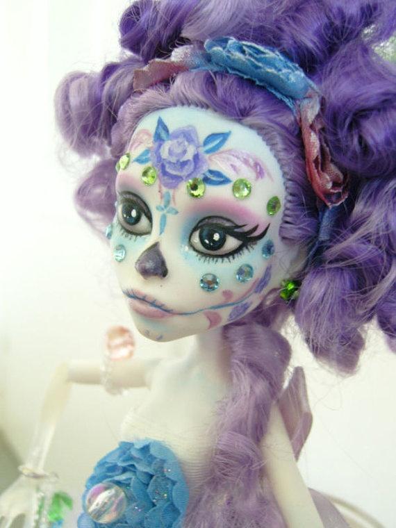 monster catrina