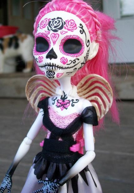 monster high catrina
