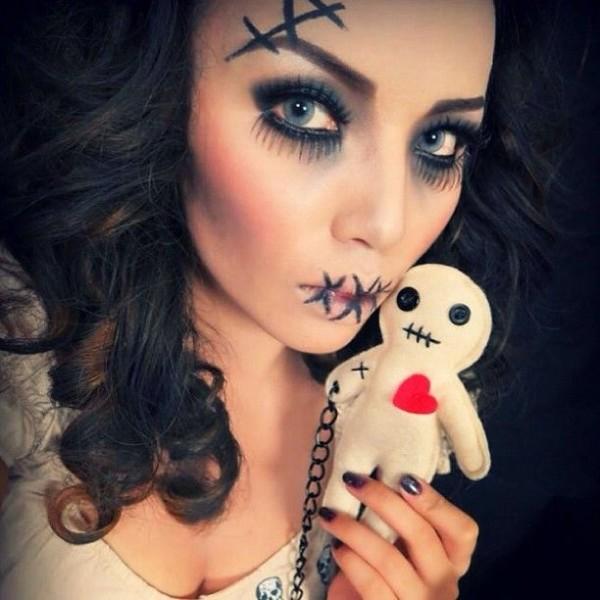 muñeca budu