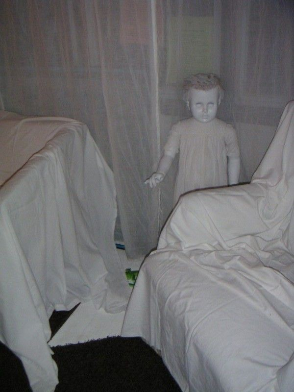 muñeca fantasmal