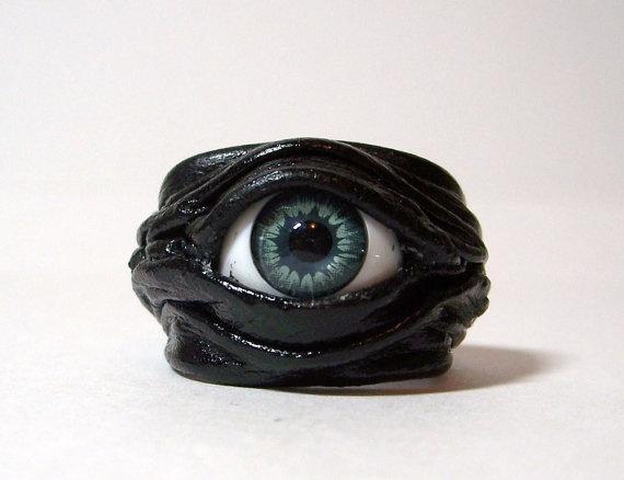 ojo anillo