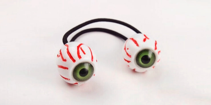 e26d1e9d5945 27 Accesorios llenos de ojos para chicas cero quisquillosas