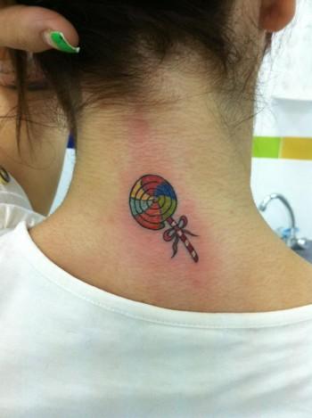 paleta tatuaje