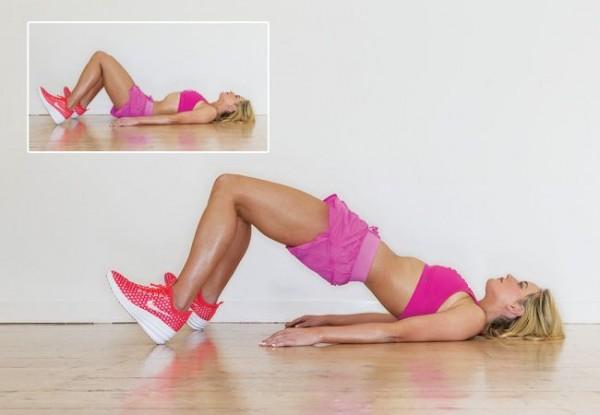 piernas ejercicio