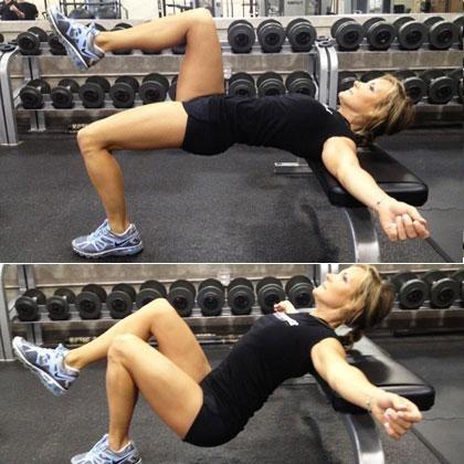 piernas workout