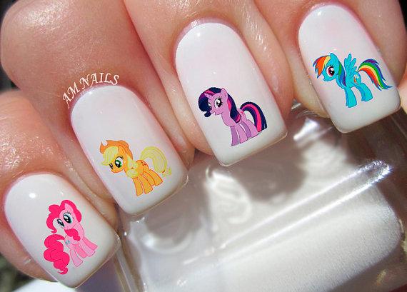 pony estampas