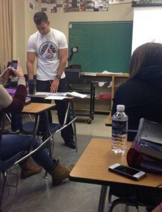 profesores sexys