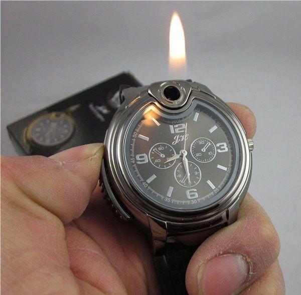 reloj encendedor