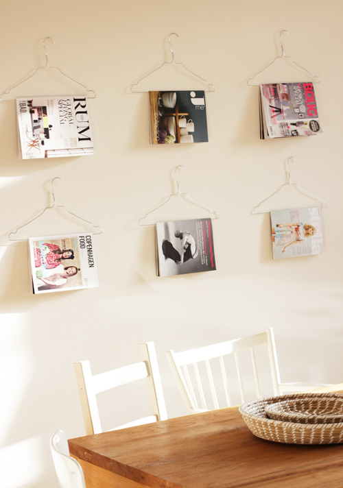 revistas en ganchos