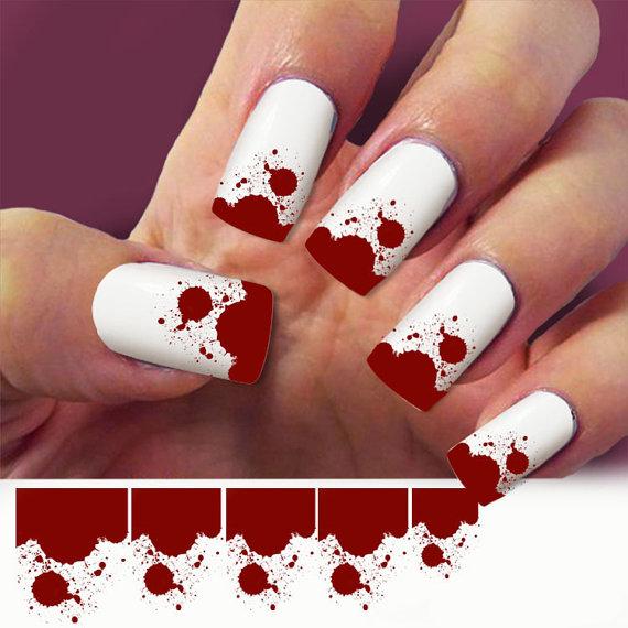sangre estampas