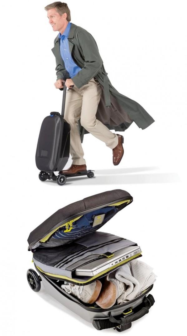 scooter maleta