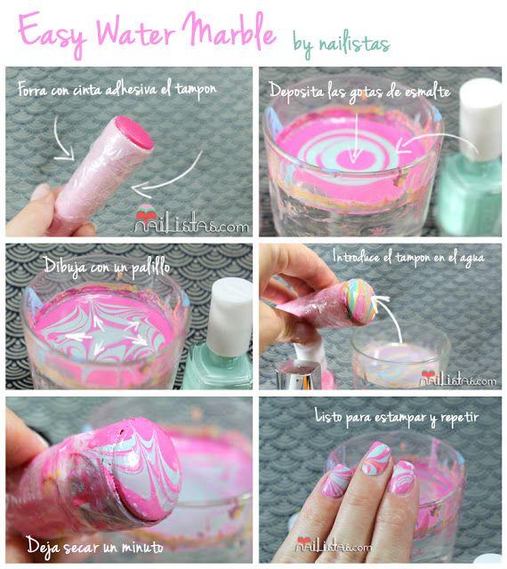 Sellos para decorar tus uñas como toda una profesional
