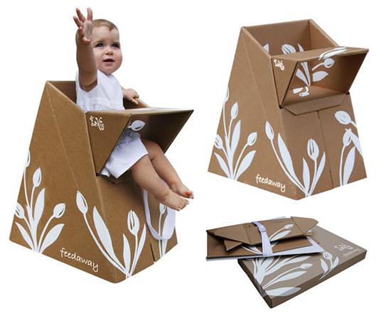 silla reciclable