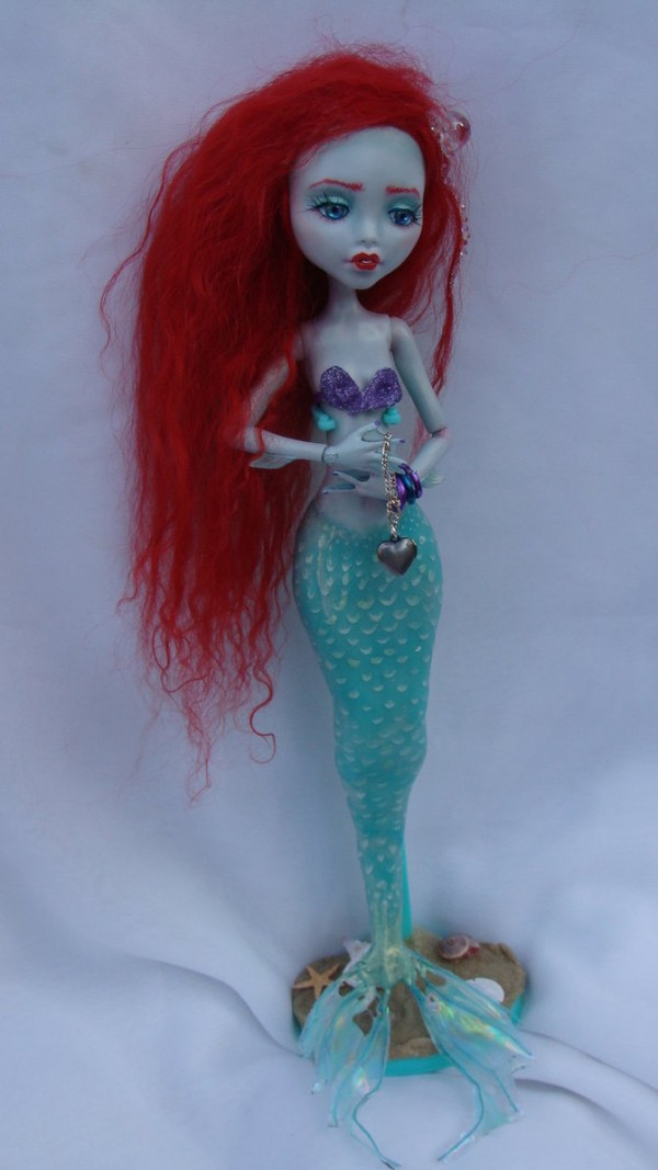 sirenita monster high