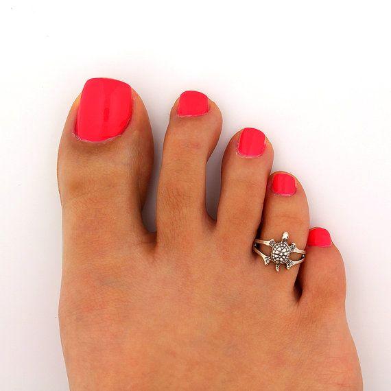 tortuga anillo