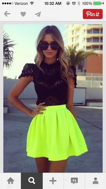 transparente vestido