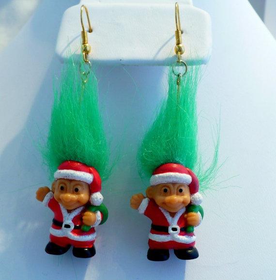 troll navideño