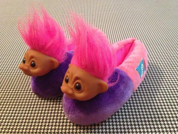 troll pantuflas