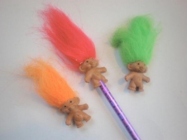 trolls plumas
