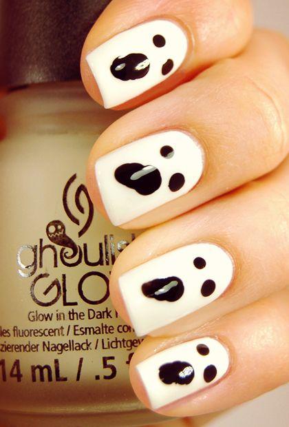 21 Sencillos diseños para por fin decorar tus uñas en ...