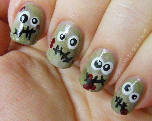 uñas-zombie