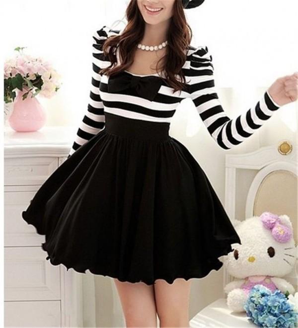 vestido coreano