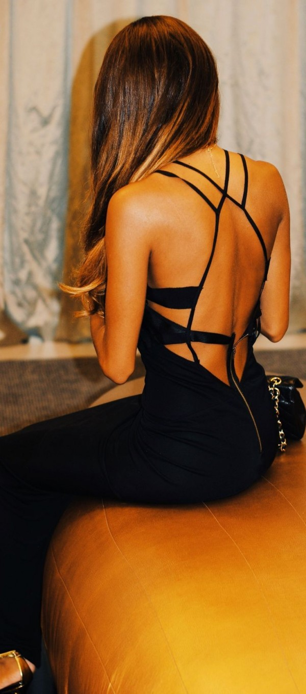 vestido escote