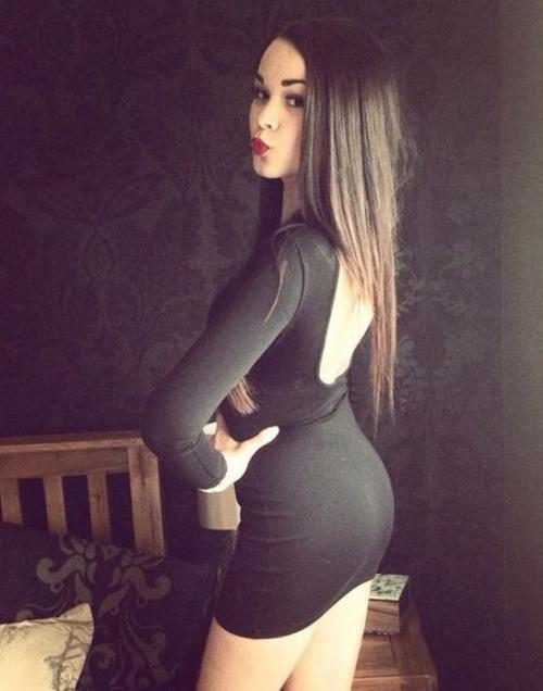 Te gustan las mujeres con vestidos ajustados?Entra!