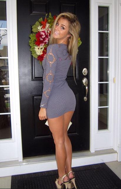vestidos apretados