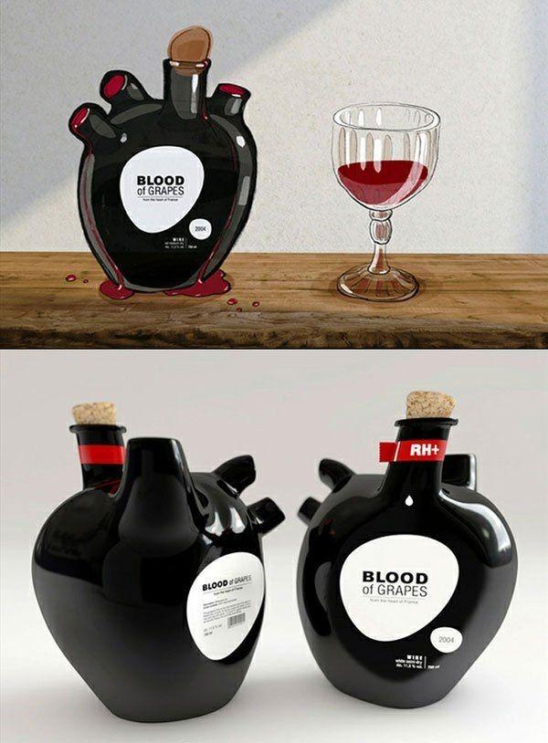 vino botella