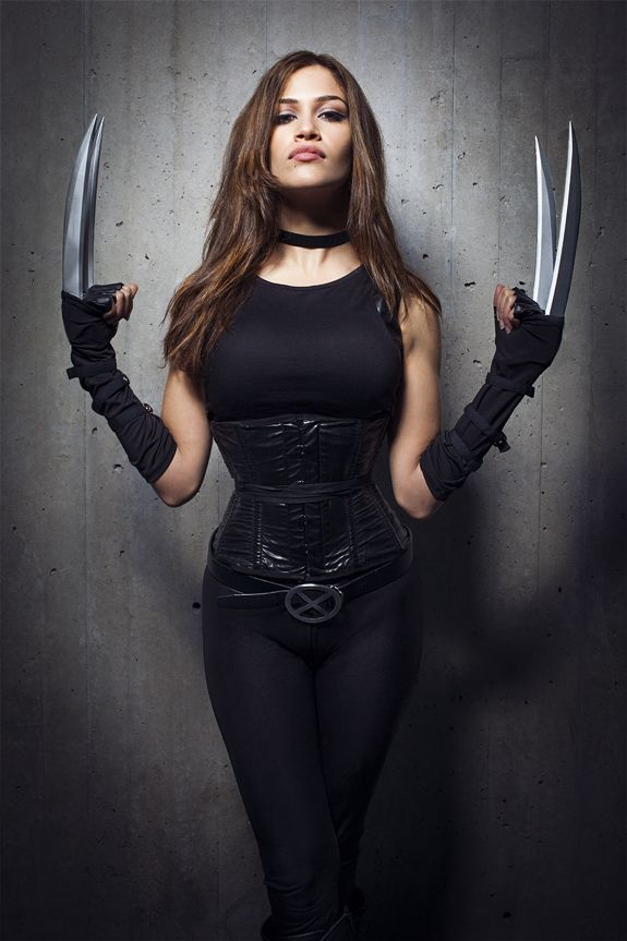 wolverine mujer