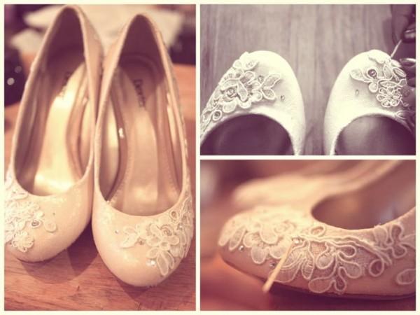 zapatos -boda