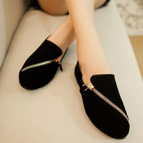 zapatos cremayera