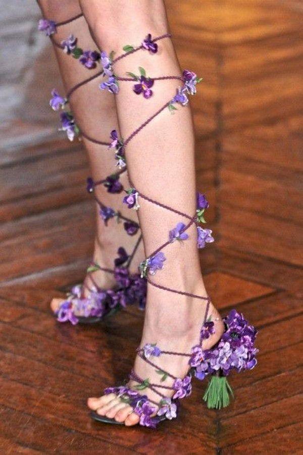 zapatos hada