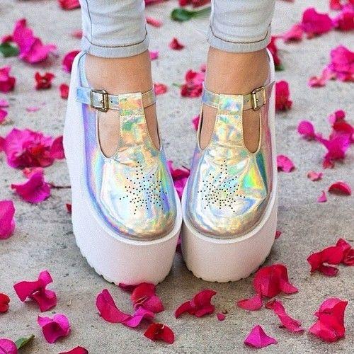 zapatos tornasol