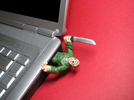 Friday the 13th USB