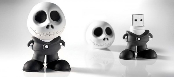 Jack Skellington Flash Drive
