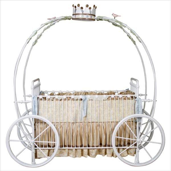 Pumpkin Carriage Crib