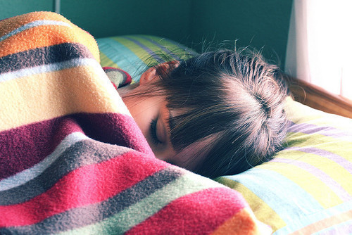 a-sleep