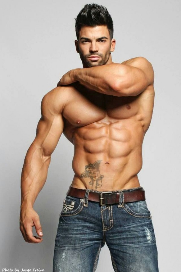 abdomen hombre