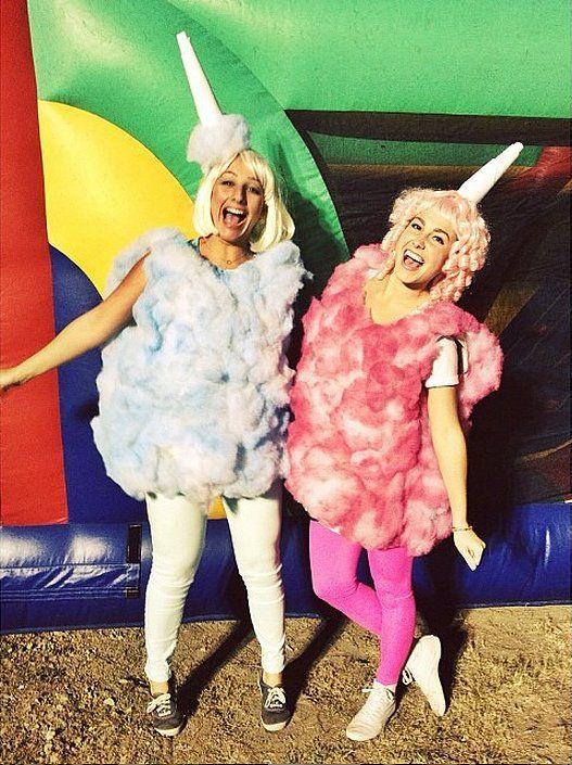 Disfraces de carnaval para dos chicas