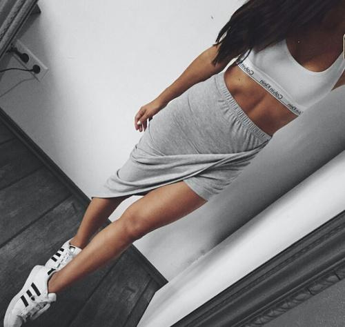 algodon falda