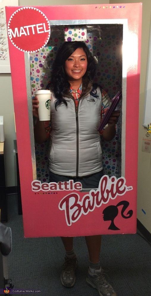 barbie disfraz