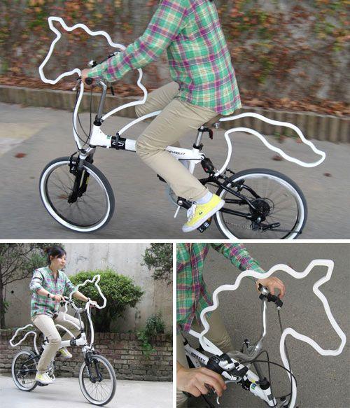 bici unicornio