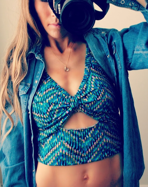 blus cortada