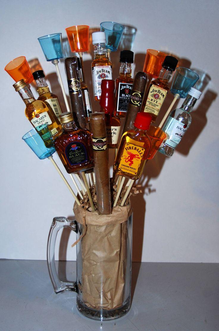 botellas ramo