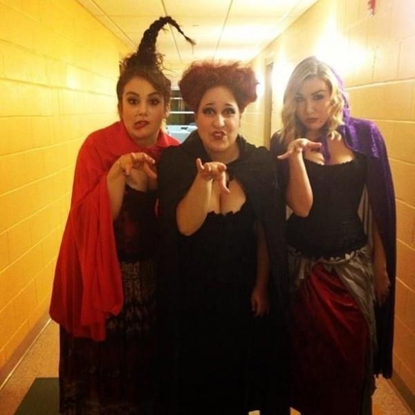 brujas disfraz